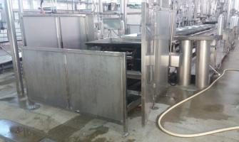 Equipamentos para frigorifico de suínos